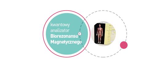 Kwantowy analizator Biorezonansu Magnetycznego